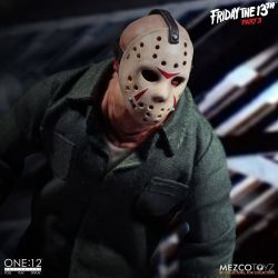 Jason Voorhees Mezco One:12 1/12 action figure (Friday the 13th : Part 3)