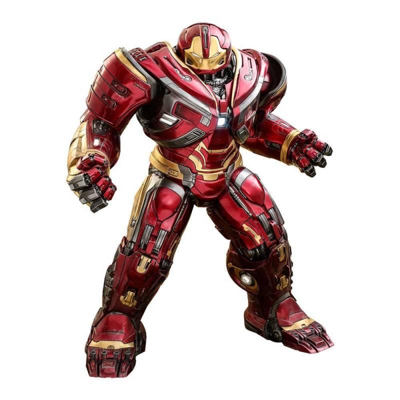 Hulkbuster Hot Toys PPS005 figurine 1/6 (Avengers Infinity War - Part 1)