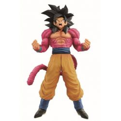 Son Goku SSJ 4 Super Master Stars Piece The Brush Banpresto figurine 33 cm (Dragon Ball GT)