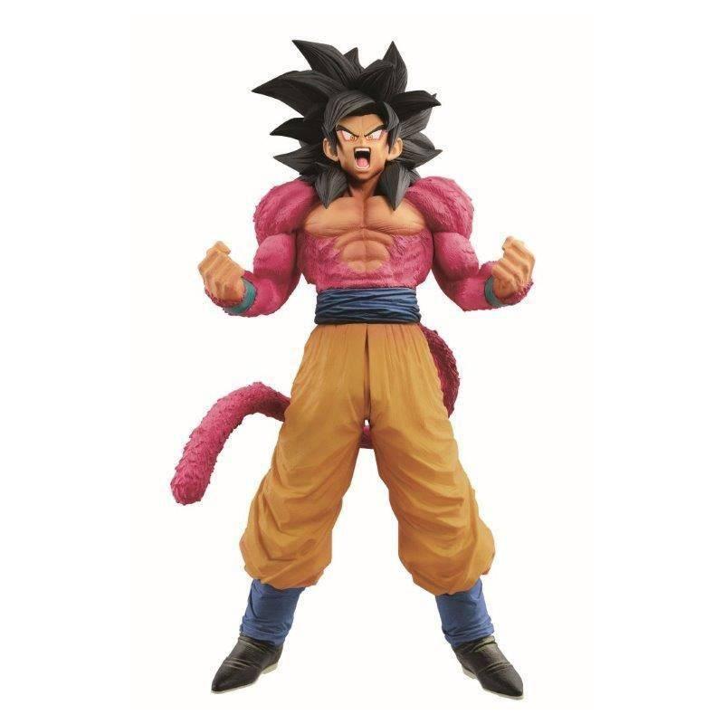 Son Goku SSJ 4 Super Master Stars Piece The Brush Banpresto 33 cm figure (Dragon Ball GT)
