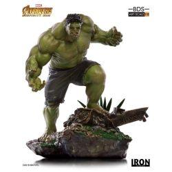 Hulk BDS Art Scale Iron Studios Statue 1/10 (Avengers : Infinity War - Part 1)