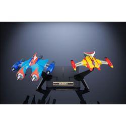 Marine Spazer and Drill Spazer Set GX-76X2 Soul of Chogokin accessory set (Grendizer)