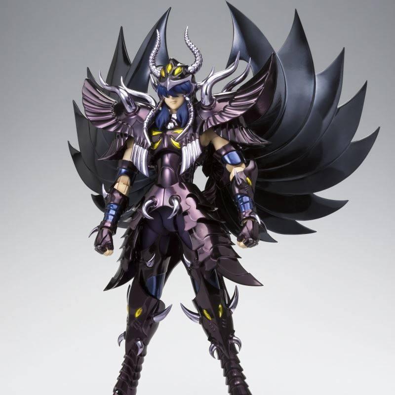 Myth Cloth EX Eaque du Garuda (Saint Seiya) - boîte avec défaut
