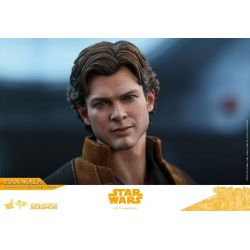 Han Solo Hot Toys MMS491 figurine 1/6 (Solo : A Star Wars Story)