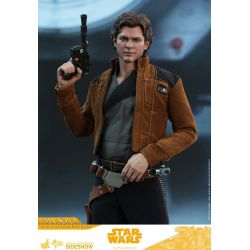Han Solo Hot Toys MMS491 1/6 action figure (Solo : A Star Wars Story)