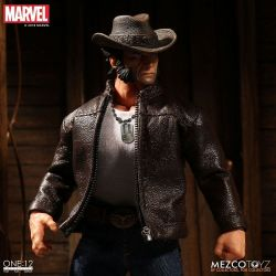 Logan Mezco One:12 figurine 1/12 (Marvel Universe)