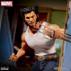 Logan Mezco One:12 figurine 1/12 (Marvel Universe)