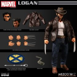 Logan Mezco One:12 (Marvel Universe)