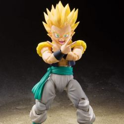 Gotenks Super Saiyan S.H.Figuarts  figurine articulée 13 cm (Dragon Ball Z)