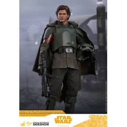 Han Solo Mudtrooper Hot Toys MMS493 figurine 1/6 (Solo : A Star Wars Story)