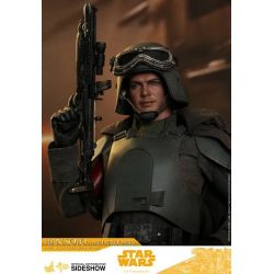 Han Solo Mudtrooper Hot Toys MMS493 1/6 action figure (Solo : A Star Wars Story)