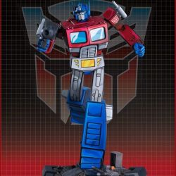 Optimus Prime Classic Series Pop Culture Shock statue 27 cm (Transformers)