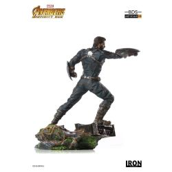 Captain America BDS Art Scale Iron Studios (Avengers Infinity War)