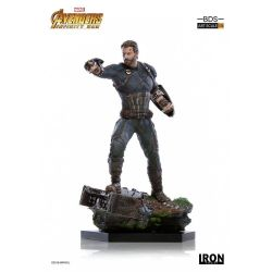 Captain America BDS Art Scale Iron Studios Statue 1/10 (Avengers : Infinity War - Part 1)