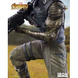 Captain America BDS Art Scale Iron Studios 1/10 Statue (Avengers : Infinity War - Part 1)