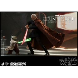 Comte Dooku Hot Toys MMS496 figurine 1/6 (Star Wars II : L'attaque des clones)
