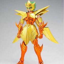 Myth Cloth EX Isaak du Kraken figurine Bandai (Saint Seiya)