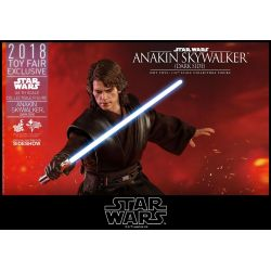 Anakin Skywalker Dark Side Toy Fair Exclusive Hot Toys MMS486 figurine 1/6 (Star Wars III : La Revanche des Sith)