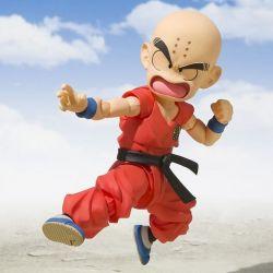 Kid Krillin Early Years S.H.Figuarts figurine articulée Bandai 11 cm (Dragon Ball)