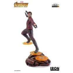 Star-Lord BDS Art Scale Iron Studios Statue 1/10 (Avengers : Infinity War - Part 1)