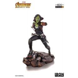 Gamora BDS Art Scale Iron Studios 1/10 Statue (Avengers : Infinity War - Part 1)