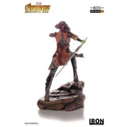 Gamora BDS Art Scale Iron Studios Statue 1/10 (Avengers : Infinity War - Part 1)