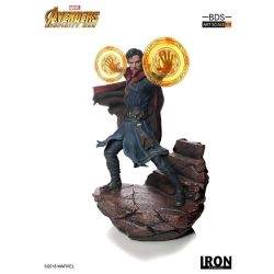 Doctor Strange BDS Art Scale Iron Studios Statue 1/10 (Avengers : Infinity War - Part 1)
