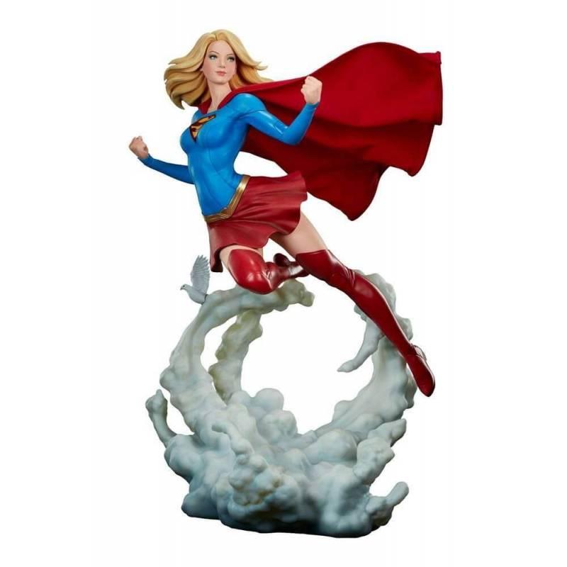Supergirl Premium Format Sideshow Collectibles 50 cm statue (DC Comics)