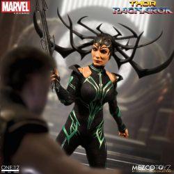 Hela Mezco One:12 1/12 action figure (Thor Ragnarok)