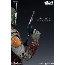 Boba Fett Mythos Sixth Scale Sideshow Collectibles figurine 1/6 (Star Wars Mythos)