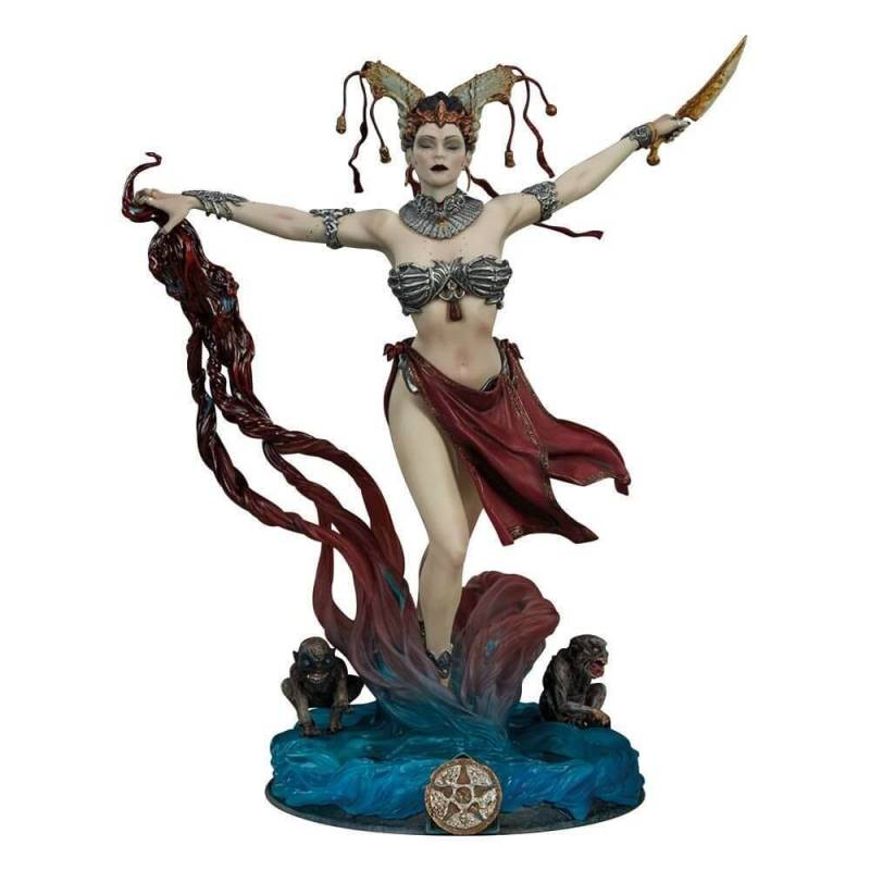 Gethsemoni (Queen's Conjuring) Sideshow Collectibles statue 25 cm (Court of the Dead)