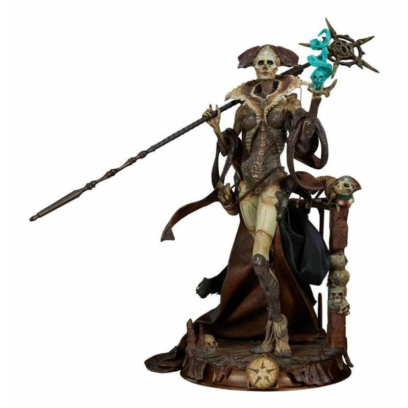 Xiall (Osteomancer's Vision) Sideshow Collectibles statue 33 cm (Court of the Dead)