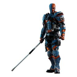 Deathstroke Hot Toys VGM30 figurine 1/6 (Batman Arkham Origins)