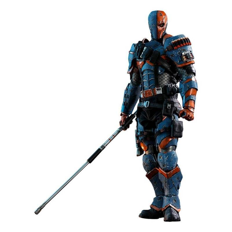 Deathstroke Hot Toys VGM30 1/6 action figure (Batman Arkham Origins)