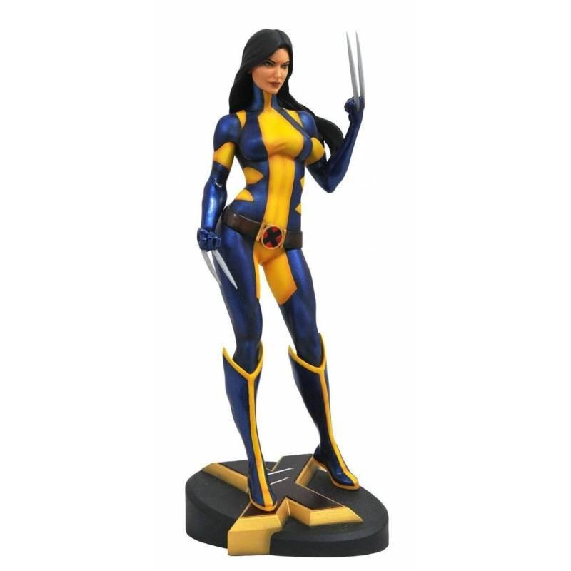 X-23 Unmasked Marvel Gallery Diamond Select SDCC 2018 Exclusive figurine 23 cm (Marvel Comics)