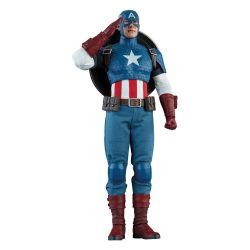 Captain America Sideshow Collectibles Sixth Scale figure (Marvel Comics)