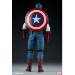 Captain America Sideshow Collectibles Sixth Scale figurine 1/6 (Marvel Comics)