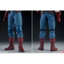 Captain America Sideshow Collectibles Sixth Scale 1/6 figure (Marvel Comics)
