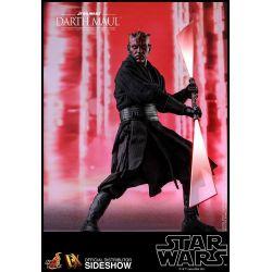 Darth Maul Hot Toys DX16 figurine 1/6 (Star Wars I : La Menace fantôme)