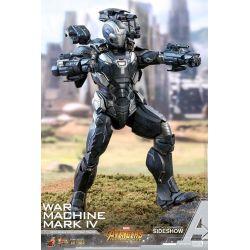 War Machine Mark IV Diecast Hot Toys MMS499D26 1/6 action figure (Avengers Infinity War - Part 1)