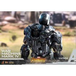 War Machine Mark IV Diecast Hot Toys MMS499D26 figurine 1/6 (Avengers Infinity War - Part 1)