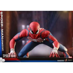 Spider-Man Advanced Suit Hot Toys VGM31 1/6 action figure (Spider-Man)
