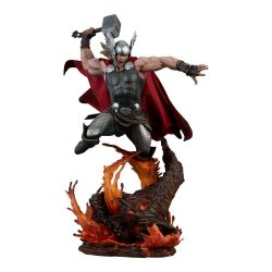 Thor Breaker of Brimstone Premium Format Sideshow Collectibles statue 65 cm (Marvel Comics)