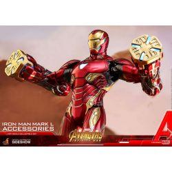 Iron Man Mark L Hot Toys ACS004 set d'accessoires (Avengers Infinity War - Part 1)