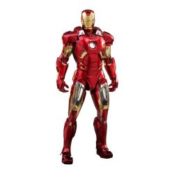 Iron Man Mark VII Diecast Hot Toys MMS500D27 figurine 1/6 (Avengers)