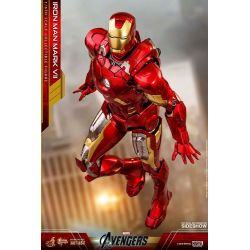 Iron Man Mark VII Diecast Hot Toys MMS500D27 1/6 action figure (Avengers)