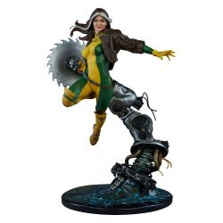 Rogue Maquette Sideshow Collectibles X-Men Collection statue 1/4 (Marvel Comics)