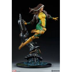 Rogue Maquette Sideshow Collectibles X-Men (Marvel Comics)