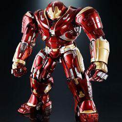 Hulkbuster MK II Chogokin x S.H.Figuarts figurine articulée 1/12 26 cm (Avengers Infinity War - Part 1)
