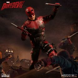 Daredevil Mezco One:12 figurine 1/12 17 cm (Marvel Comics)